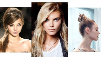 Top 3 Spring Hair Trends