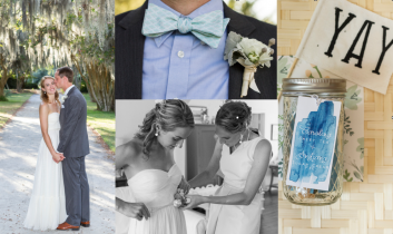 Most Stylish Weddings: Rendezvous In Charleston